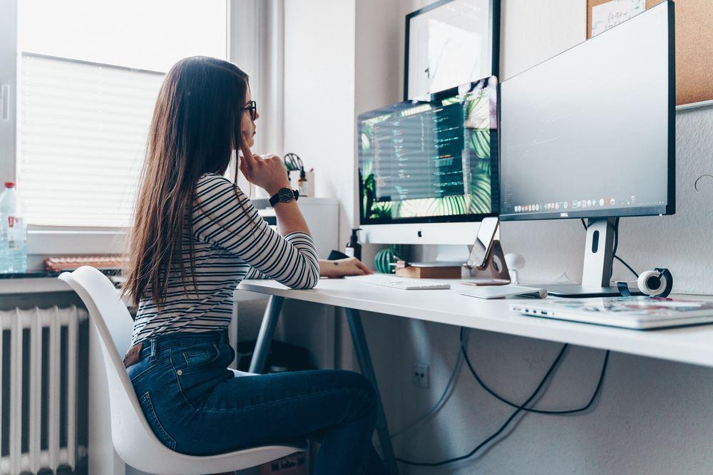 Kontorsstädning ökar produktiviteten