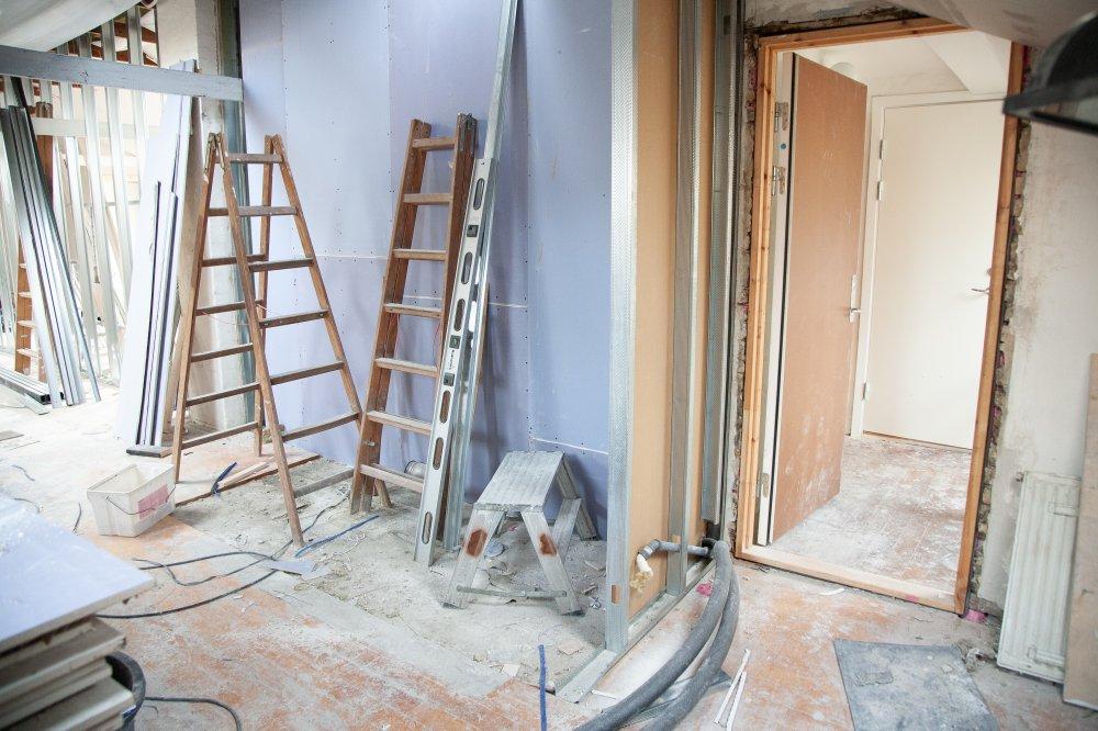 Gör renoveringen smidigare med modulhus