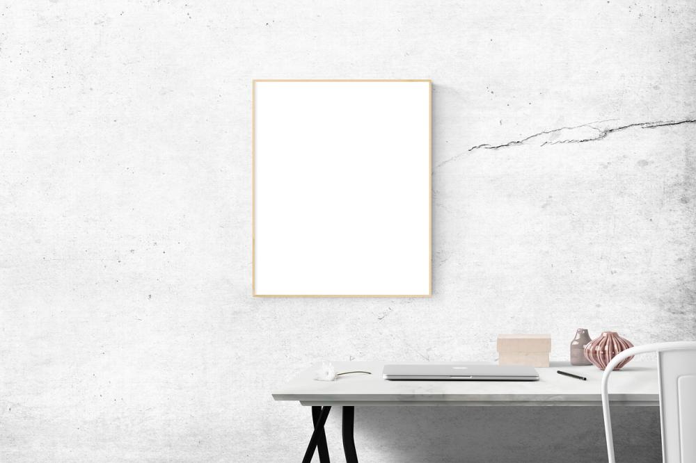 Skapa illusioner på väggarna med hjälp av fototapet